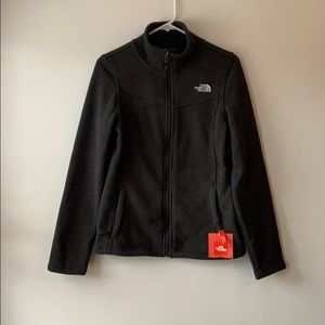 The North Face women's fleece full zip jacket